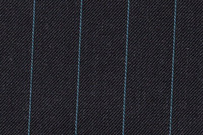 Dark Grey with light blue stripe