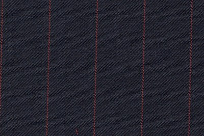 Navy with Red Stripe